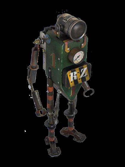 Microniun  | Factoria de Androides by Satrapa