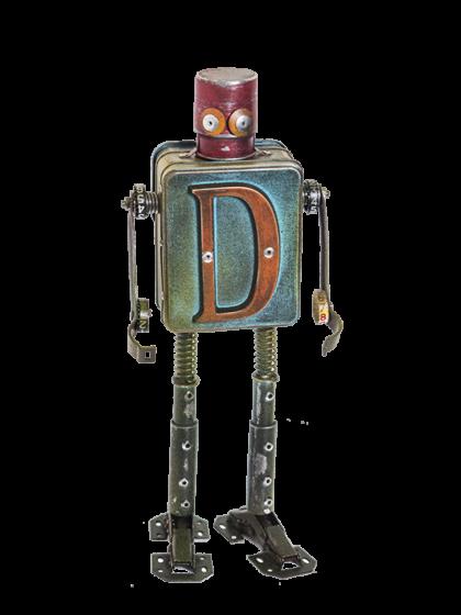 Derek | Factoria de Androides by Satrapa