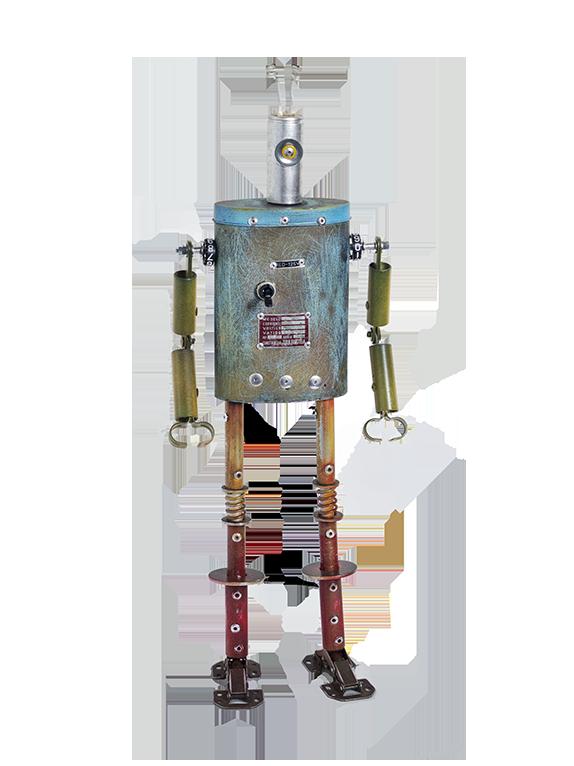 Honoratopoulus | Factoria de Androides by Satrapa