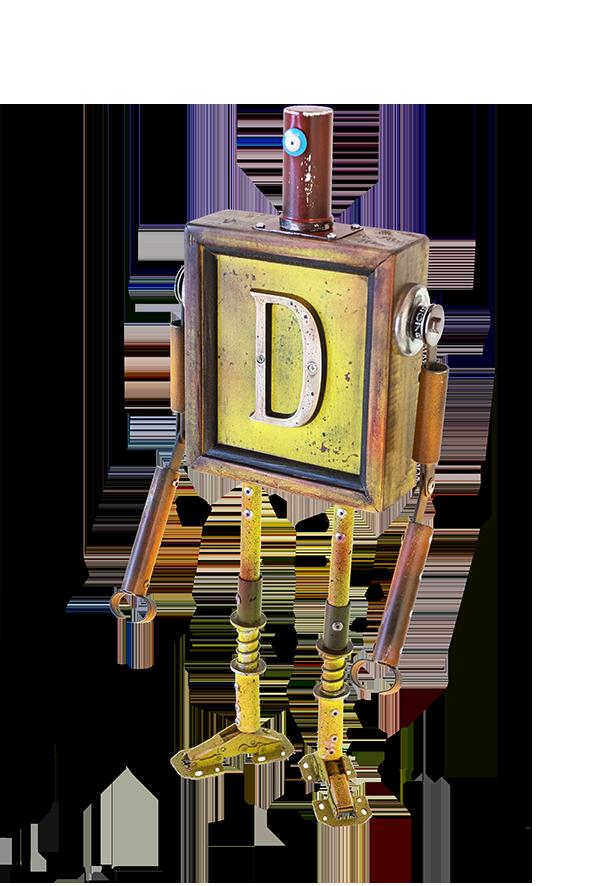 Dan| Factoría de Androides by Sátrapa