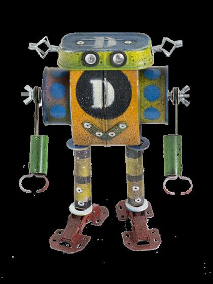 Disparino| Factoría de Androides by Sátrapa