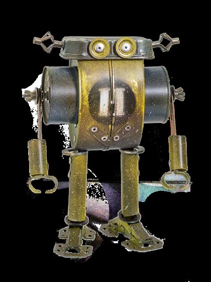 Ted| Factoría de Androides by Sátrapa