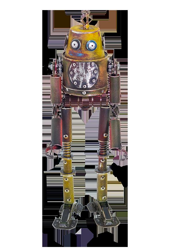 Pinkman | Factoria de Androides by Satrapa