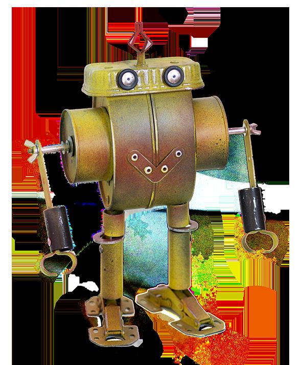 Proto | Factoría de Androides by Sátrapa