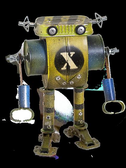 Xovenkino| Factoría de Androides by Sátrapa