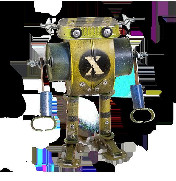 Xovenkino  Factoría de Androides by Sátrapa
