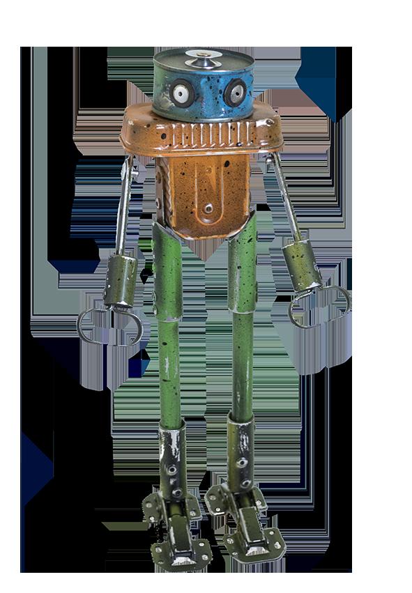 Gus| Factoría de Androides by Sátrapa