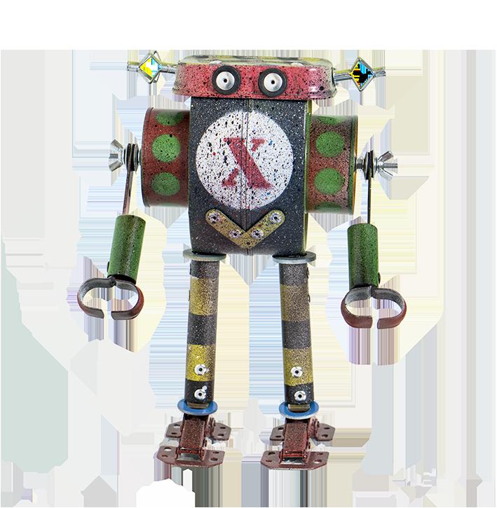 Xiana| Factoría de Androides by Sátrapa