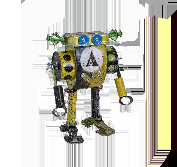 Ana| Factoría de Androides by Sátrapa
