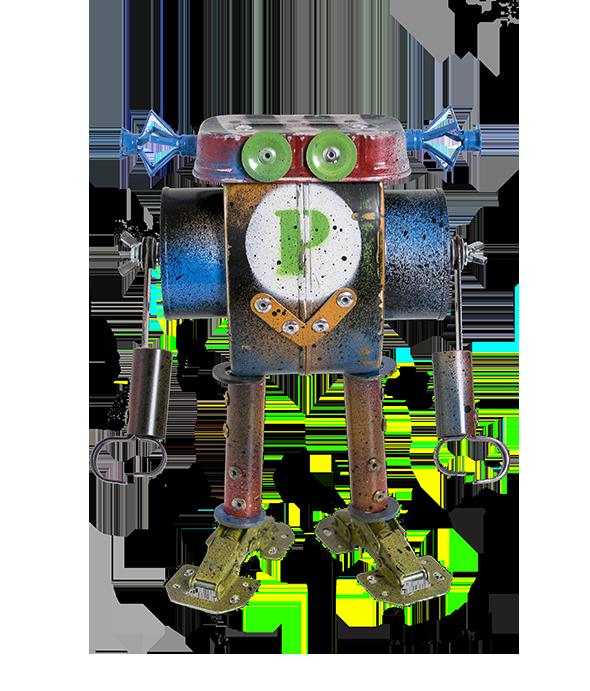Patricia| Factoría de Androides by Sátrapa