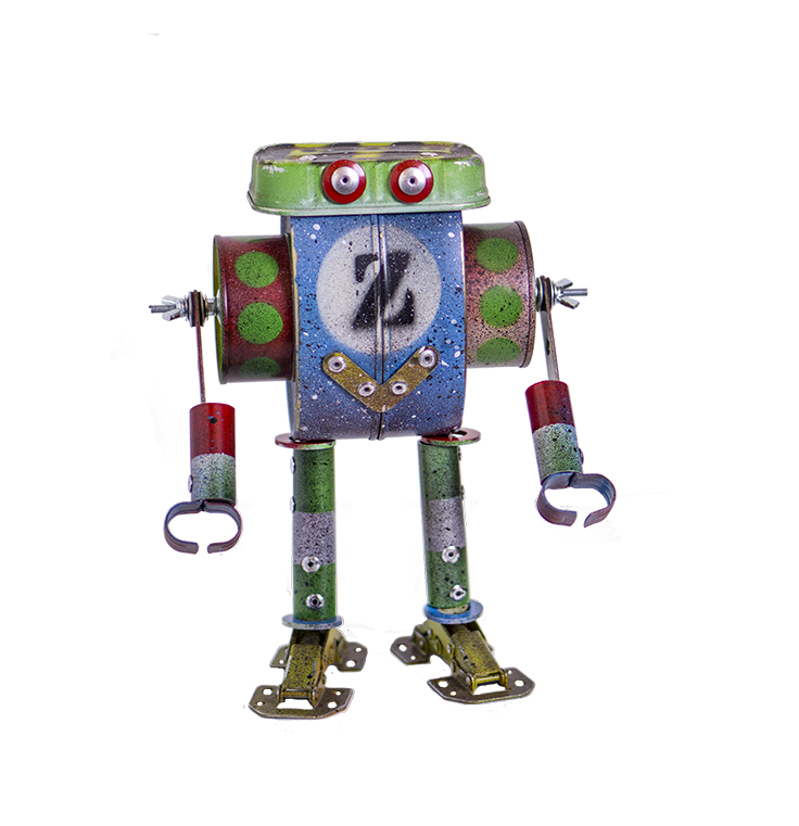 Zlick| Factoría de Androides by Sátrapa