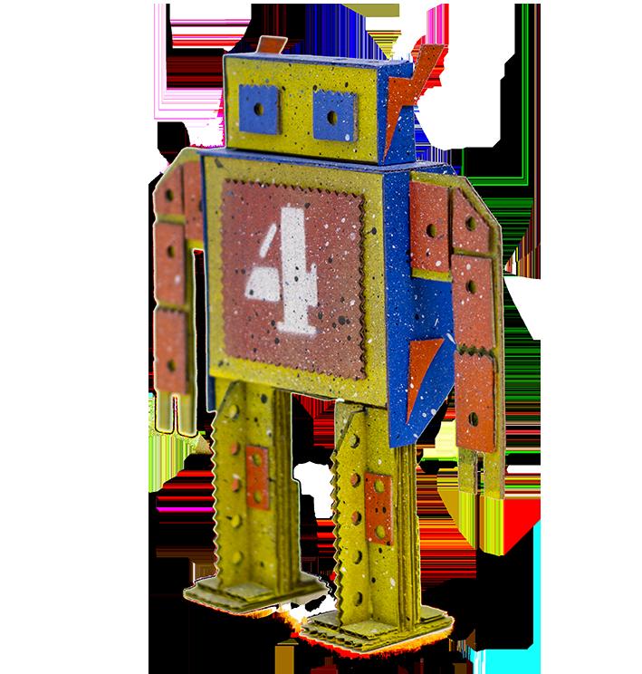 Satrabots by Satrapa | Factoría de Androides