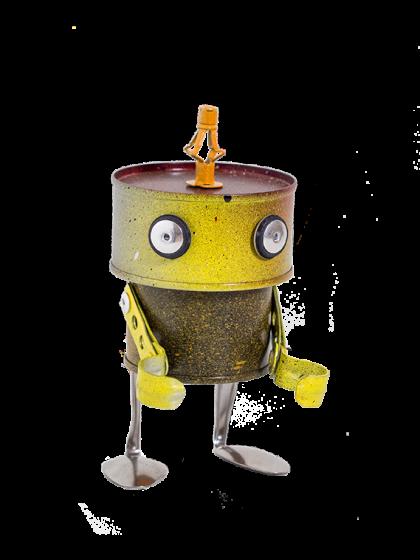 Littlelatas| Factoría de Androides by Sátrapa