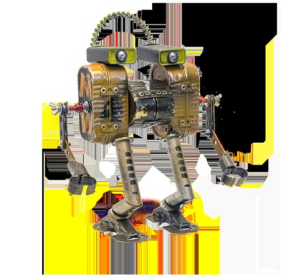 Heisenberg| Factoría de Androides by Sátrapa