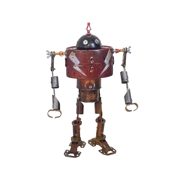 Mick| Factoría de Androides by Sátrapa