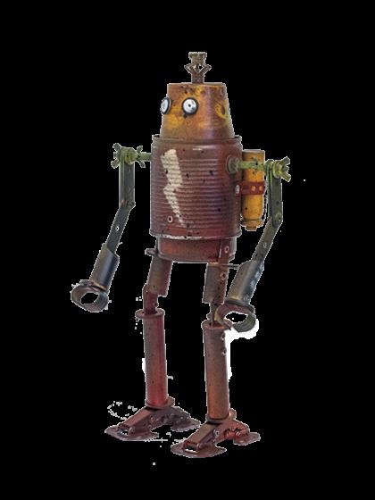 Rocket| Factoría de Androides by Sátrapa