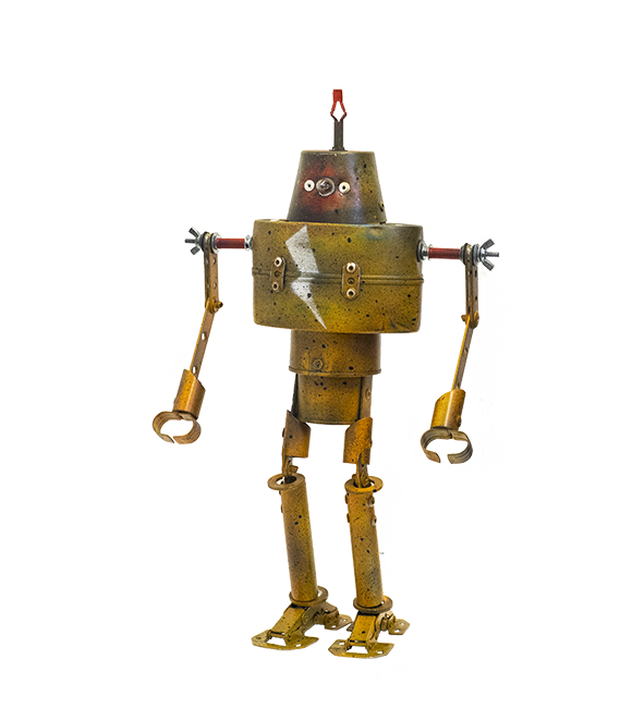 Spike| Factoría de Androides by Sátrapa