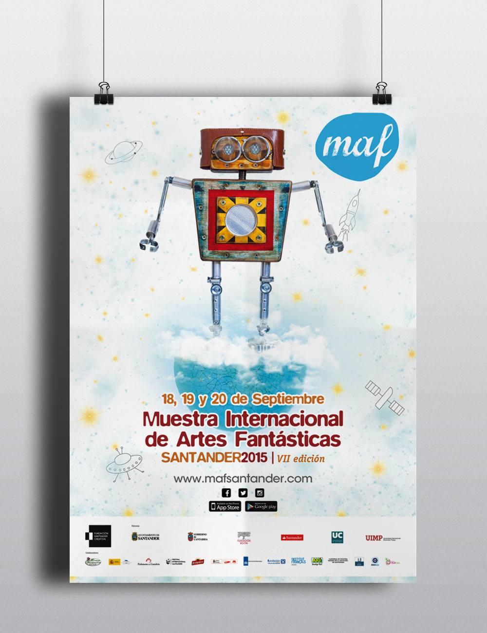 Satrapa at MAF Santander 2015